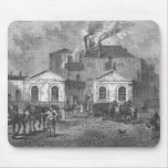Meux's Brewery, 1830 Mouse Pad