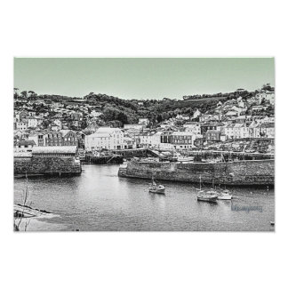 Mevagissey Cornwall Photo Print
