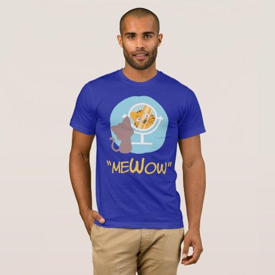 """""""meWow"""" - (Me + Meow + Wow = MeWow) T-Shirt"""