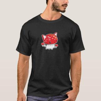 Mewshroom cute cat mushroom shirt
