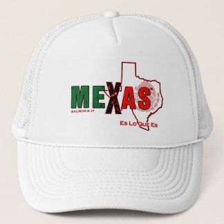MEXAS TRUCKER HAT