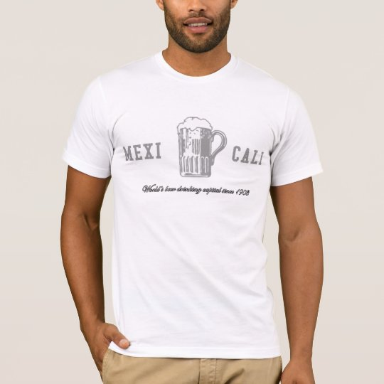 Mexicali Beer T-Shirt