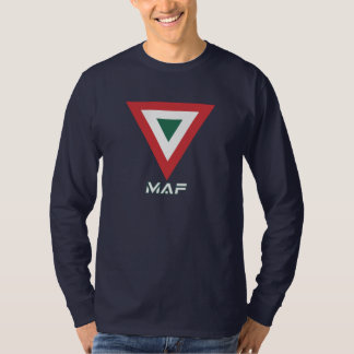 MEXICAN AIR FORCE (MAF) AIRCRAFT ROUNDEL T-Shirt