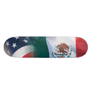 Mexican American Skateboard