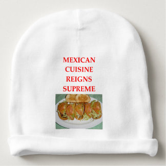MEXICAN BABY BEANIE