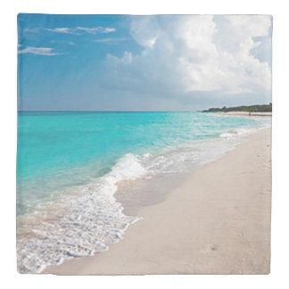Mexican Beach Duvet Cover