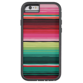 Mexican Blanket Serape Waterproof iPhone 6/6s Case