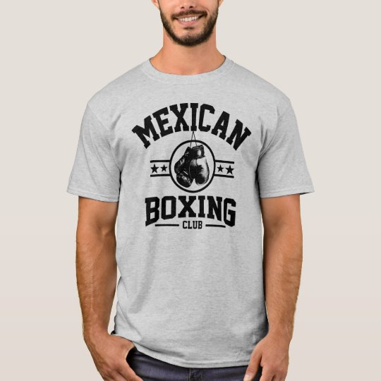 Mexican Boxing Club T-Shirt