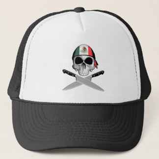 Mexican Chef Trucker Hat