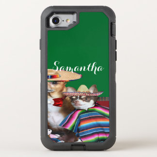 Mexican Chihuahuas OtterBox iPhone 7 Case