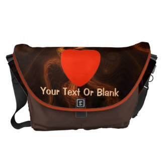 Mexican Chocolate Courier Bag