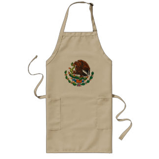 Mexican Coat of Arms Apron