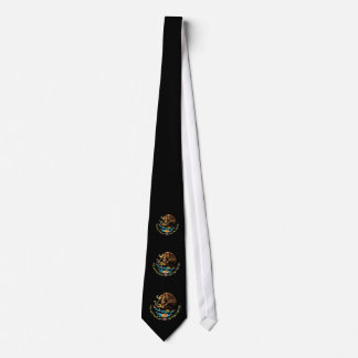 Mexican coat of arms Tie