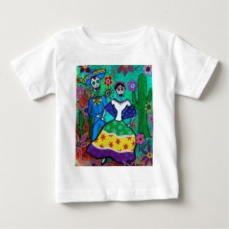 MEXICAN COUPLE DANCING BABY T-Shirt
