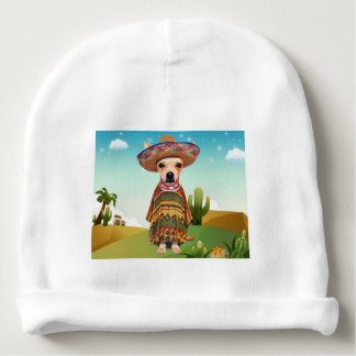 Mexican dog ,chihuahua baby beanie