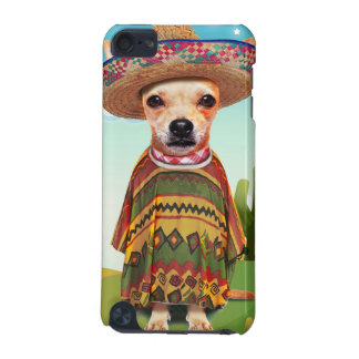 Mexican dog ,chihuahua iPod touch (5th generation) case