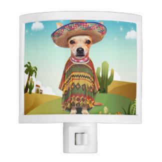 Mexican dog ,chihuahua nite lite