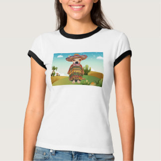 Mexican dog ,chihuahua T-Shirt
