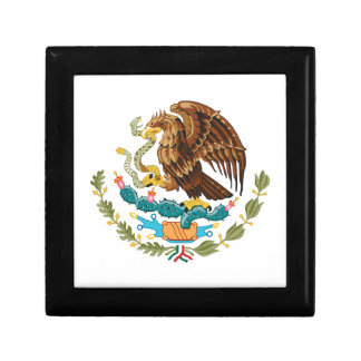 Mexican Eagle And Snake Gift Box