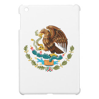 Mexican Eagle And Snake iPad Mini Cases