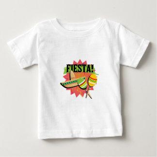 Mexican Fiesta Baby T-Shirt