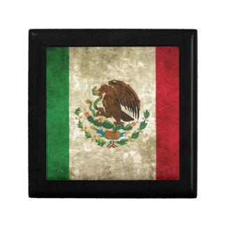 Mexican Flag Gift Box