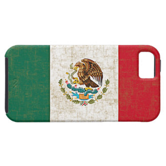 MEXICAN FLAG iPhone 5 Case-Mate Case