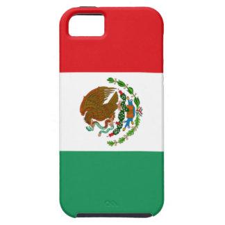 Mexican flag  iPhone 5 Case-Mate Tough™ Case