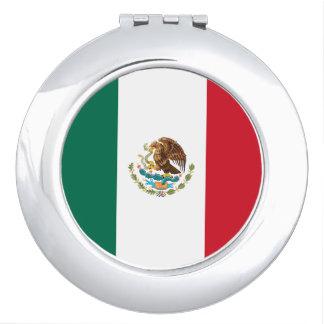Mexican flag Mirror