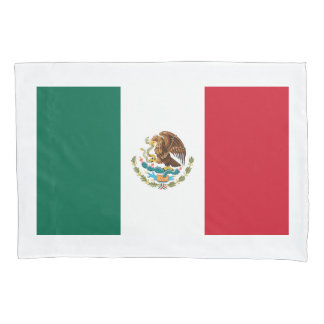Mexican flag of Mexico custom flag pillowcase