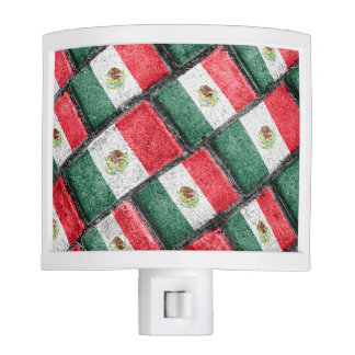 Mexican Flag Pattern Design Nite Lites