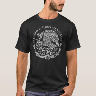Mexican flag seal T-Shirt