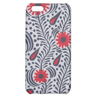 Mexican flowers iPhone 5C cover