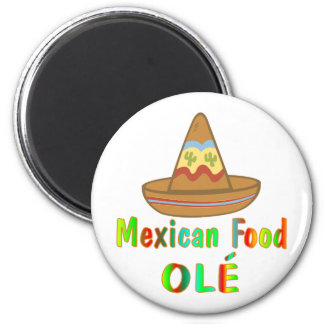 Mexican Food Magnet