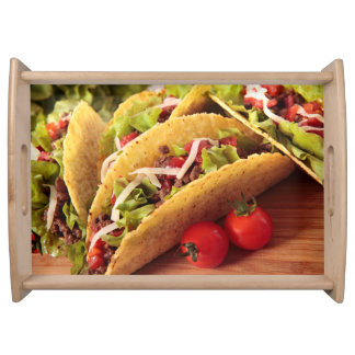 Mexican Food serving tray 2