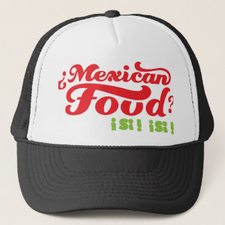 MEXICAN FOOD TRUCKER HAT