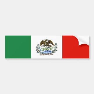 Mexican Golden Eagle bumper sticker