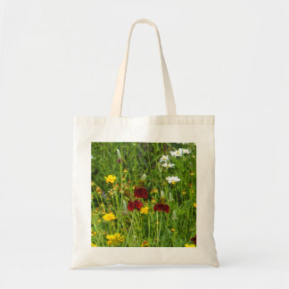 Mexican Hat Floral Tote