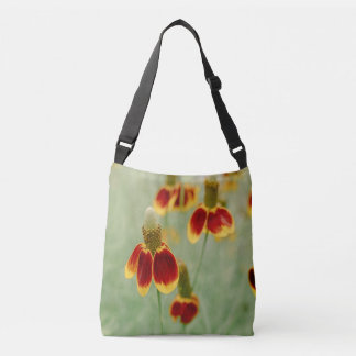 Mexican Hat Texas Wildflowers Crossbody Bag