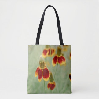 Mexican Hat Texas Wildflowers Tote Bag