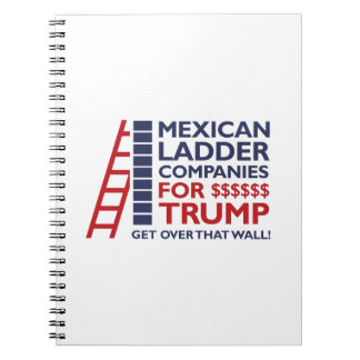 Mexican Ladder Companies Note Books
