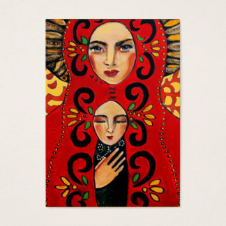 mexican madonna business card