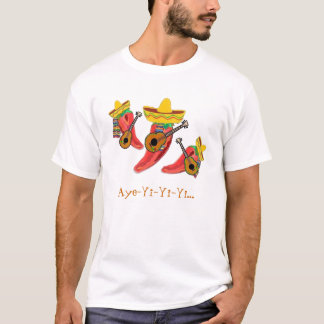 Mexican Mariachi Band T-Shirt
