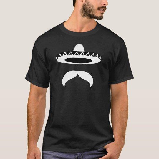 Mexican Moustache T-Shirt
