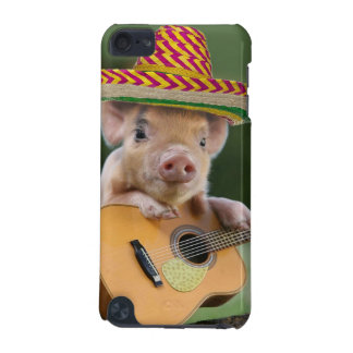 mexican pig - pig guitar - funny pig iPod touch (5th generation) covers