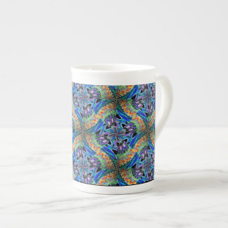 Mexican Pinwheel Series #1 Tea Cup