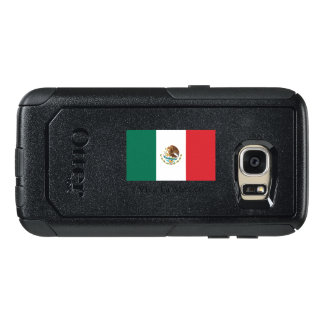 Mexican pride Flag Viva la Mexico OtterBox Samsung Galaxy S7 Case