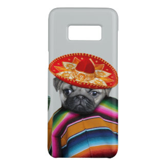 Mexican pug dog Samsung Galaxy s8 case