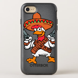 Mexican rooster OtterBox symmetry iPhone 8/7 case