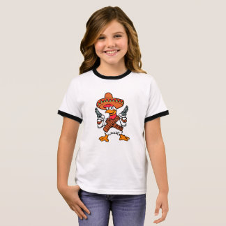 Mexican rooster ringer T-Shirt